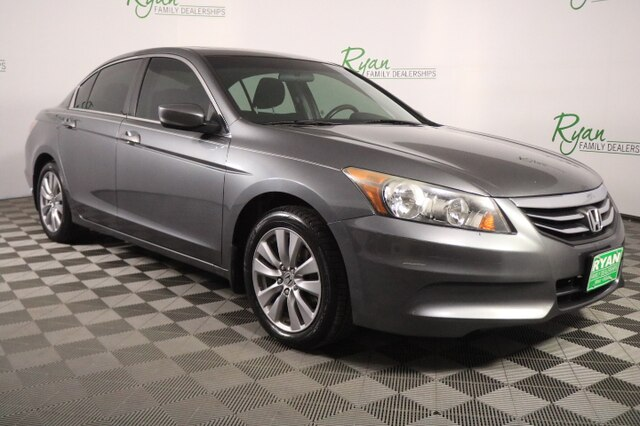 Pre-Owned 2012 Honda Accord 2.4 EX