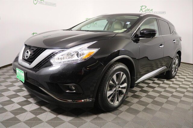 Pre-Owned 2016 Nissan Murano SL w/Tech Pkg.