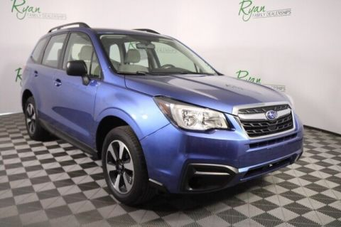 Pre-Owned 2017 Subaru Forester 2.5i